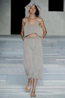 Elda Priami e as novidades da moda