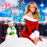 Mariah Carey com tudo em cima