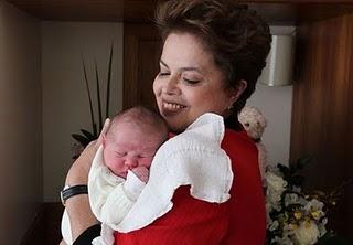 Começa hoje o governo de Dona Dilma