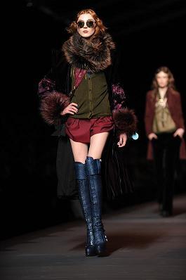 Moda – Passarela de Paris