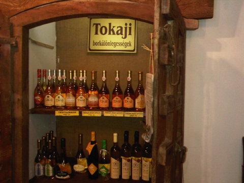 O Tokay e outros húngaros