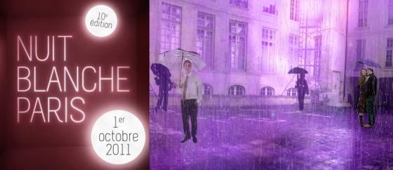 A 10ª Edição da Nuit Blanche de Paris