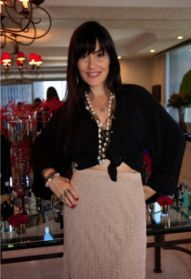 Fernanda Lynch lança coleção com desfile e almoço