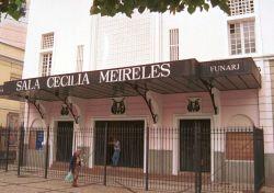 Sala Cecília Meireles lança campanha para atrair apoio