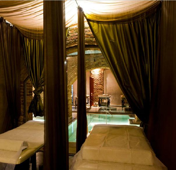 Ancient Baths Luxury Spa abre em TriBeCa, NYC