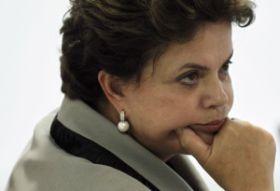Dilma só pensa naquilo