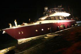 Rio Boat Show com muito luxo