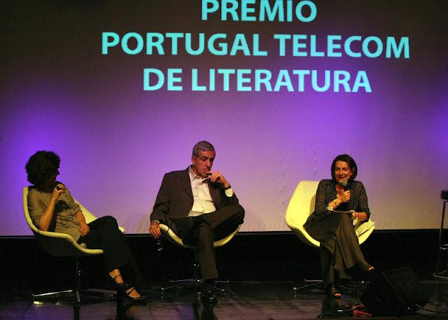 Cerimônia anuncia indicados ao Prêmio Portugal Telecom de Literatura