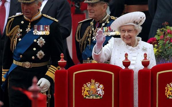Rainha Elizabeth: the English rose