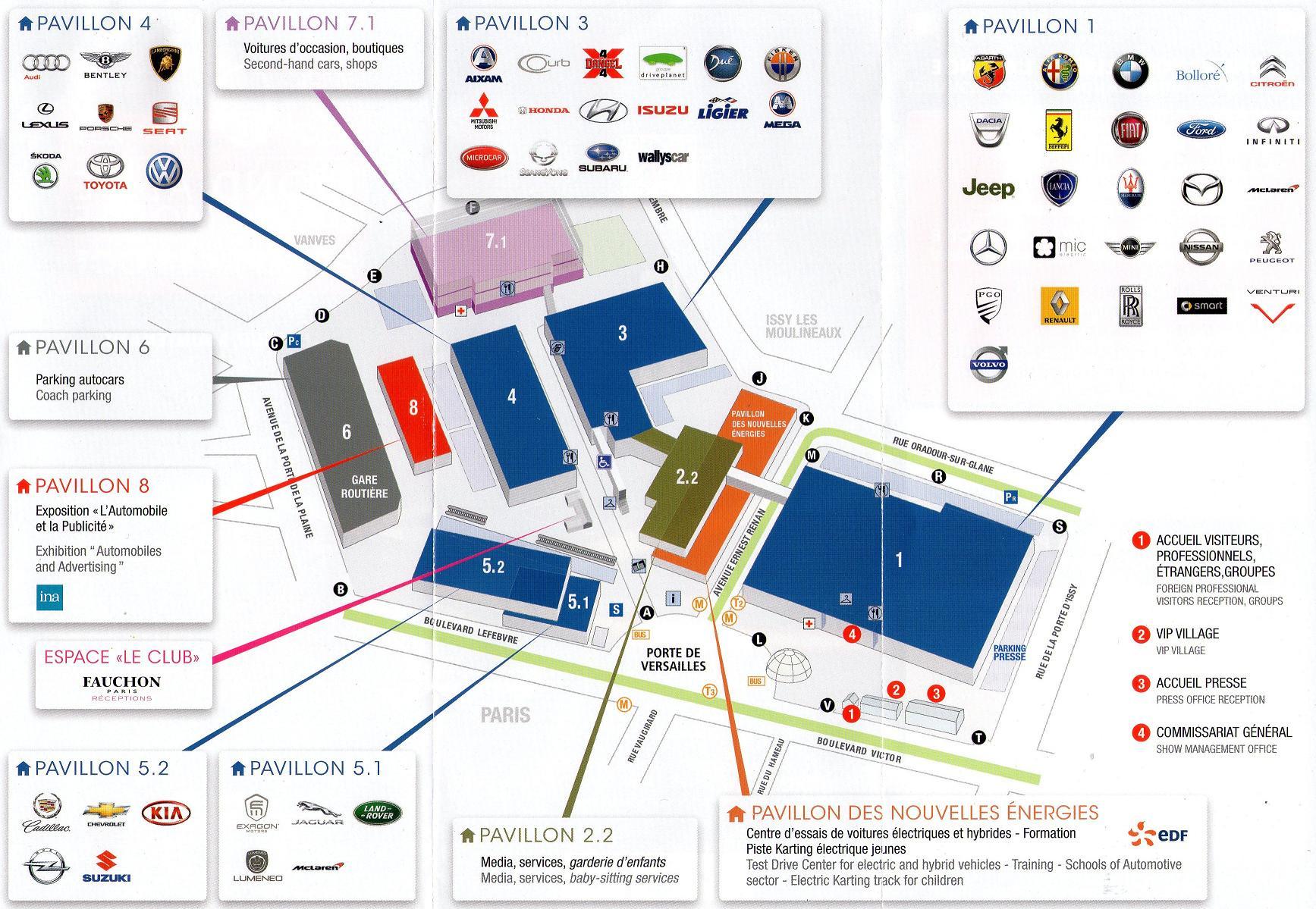 Mondial de l'Automobile 2012 (Salão do Automóvel de Paris)