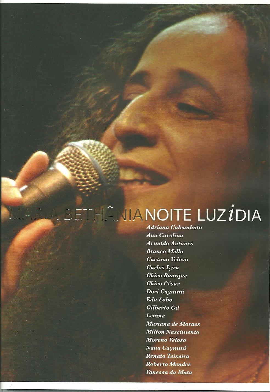 DVD – Noite Luzidia