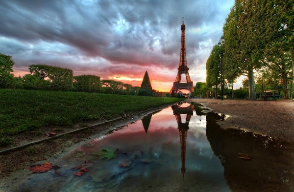 Paris, a rainha das citações.