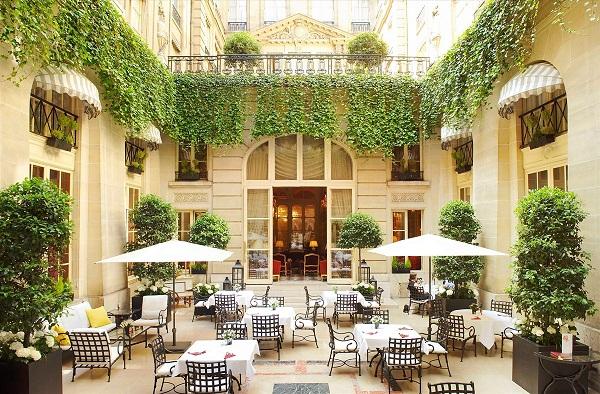 Hôtel de Crillon fecha as portas por dois anos