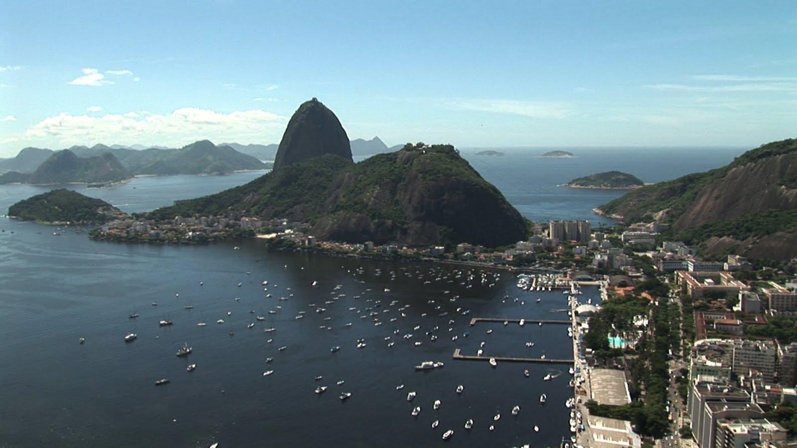 Regata ecológica promove limpeza na Baía de Guanabara