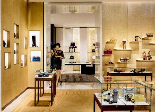 Chanel abre sua loja mais top em Bal Harbour, Miami