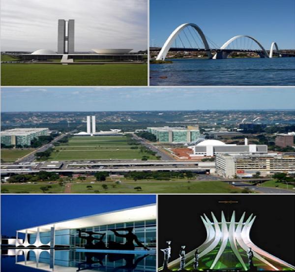 Os 50 anos de Brasília em Paris