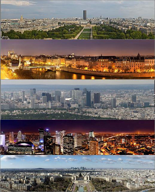 Paris ou Londres. Londres ou Paris. Eis uma boa questão.
