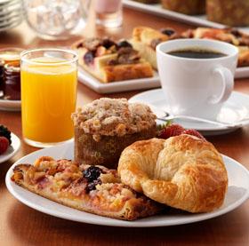O mito do café da manhã