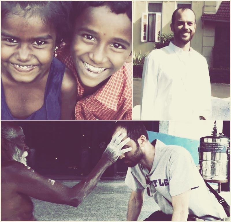 Ilan Segre: uma temporada na Índia e a descoberta da cura