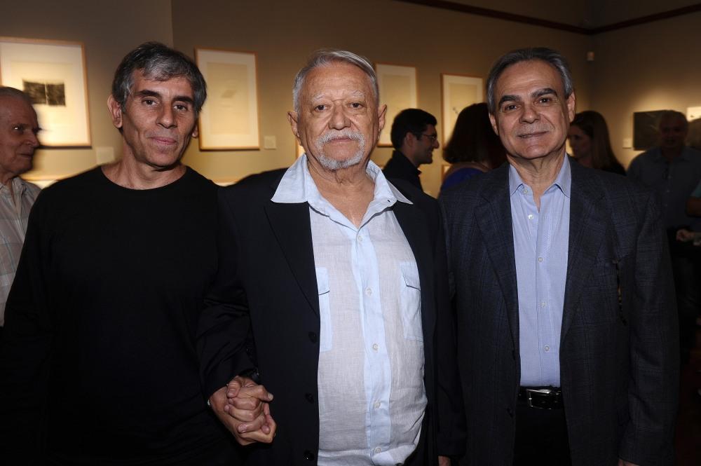 Vernissage lança mostra de Sérvulo Esmeraldo na Pinakotheke Cultural
