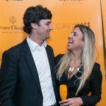 Lucio Pereira e Janine Sad