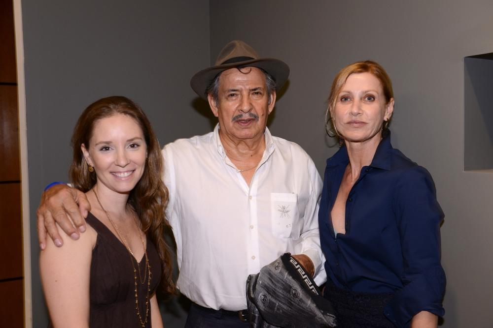 Teresa Serrano e Miguel Angel Rios inauguram mostra de videoinstalações