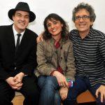 Daniel Jobim , Adriana Penna e Mario Adnet