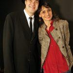 Daniel Jobim e Adriana Penna