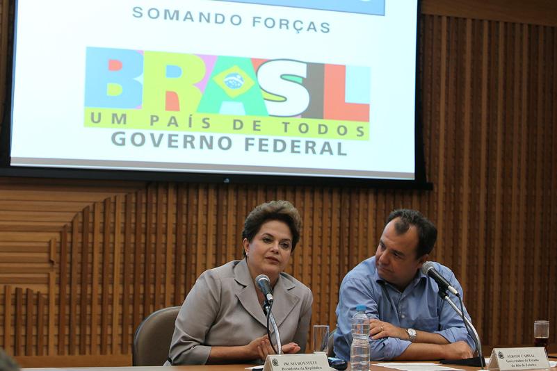Cabral no ministério de Dilma
