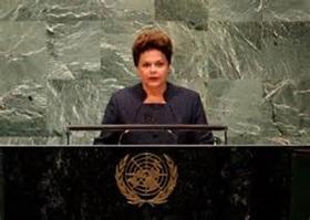 Dilma em Nova York com o MoMa só para ela
