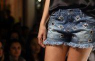 Quem disse que o jeans é básico ?