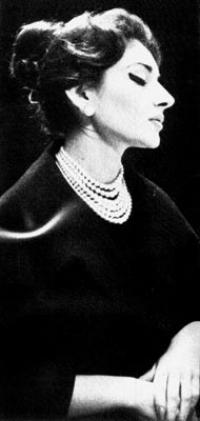 Maria Callas: arte longa, vida breve