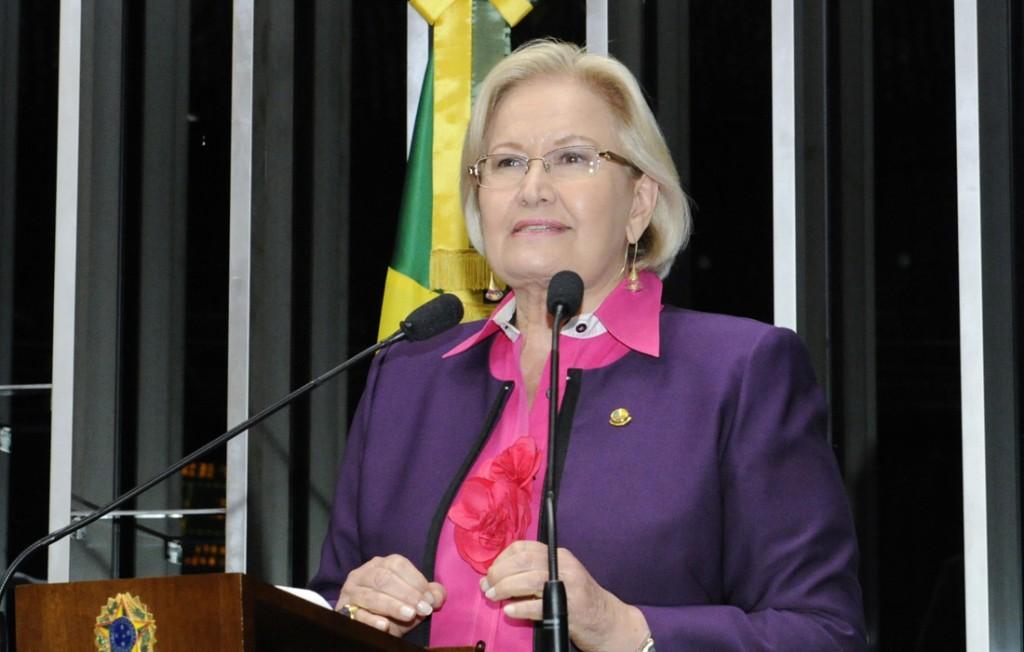 Senadora Ana Amélia (PP-RS)