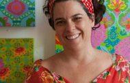 Bebel Franco fala sobre a arte de criar estampas