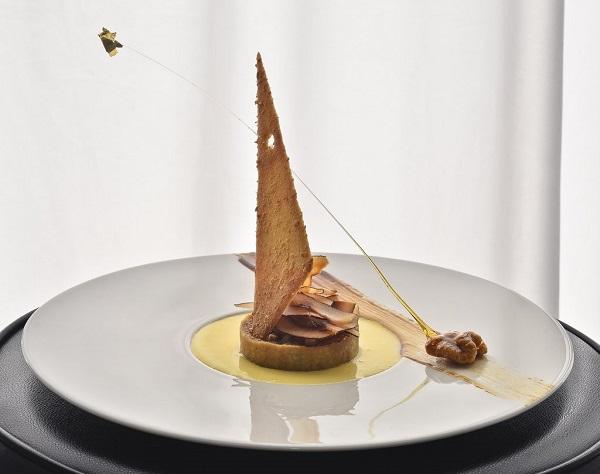 Ricardo Lapeyre – Laguiole, Torta Nepomuceno. Foto: Sergio Pagano
