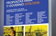 """Elsevier lança livro """"Propostas para o Governo 2015/2018"""""""