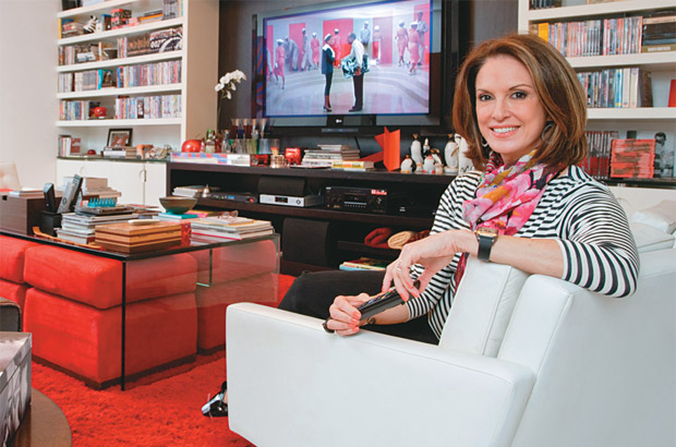 """Regina Martelli dá aula de moda no """"Espaço do Chicô"""""""