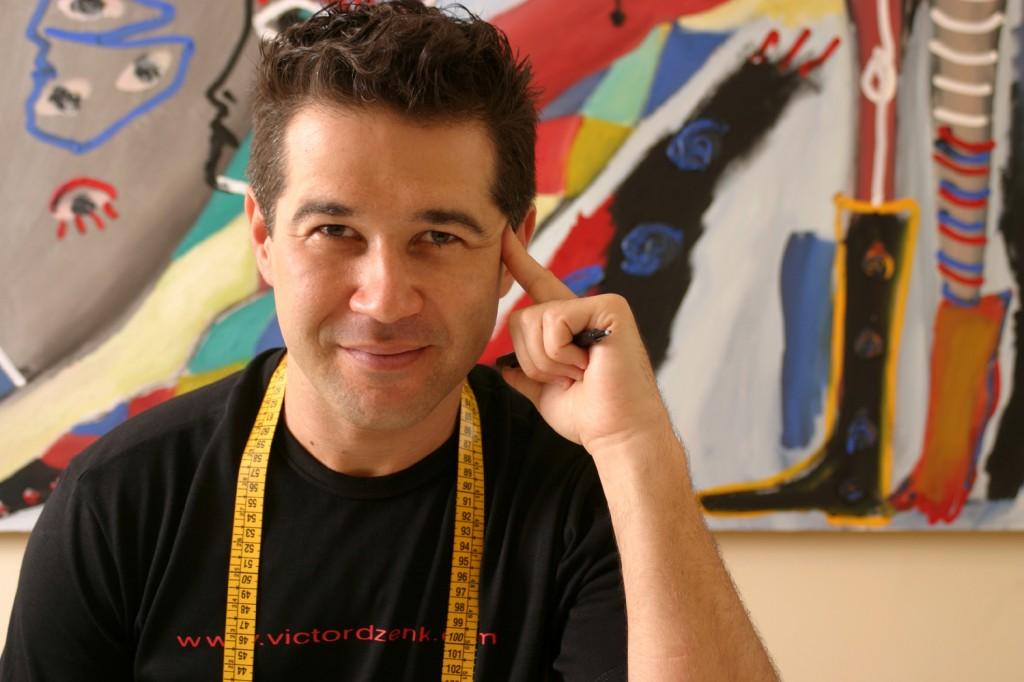 Victor Dzenk contra o câncer de mama