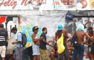 Viciados em crack invadem a Barra da Tijuca