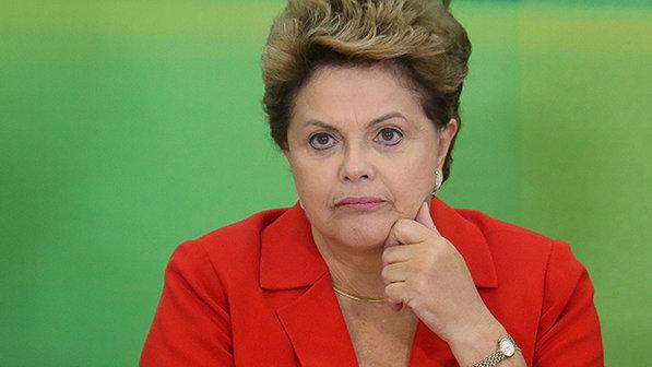Dilma no primeiro turno