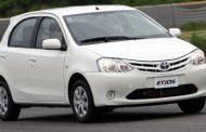 Novo carro da Toyota não emplaca nas vendas