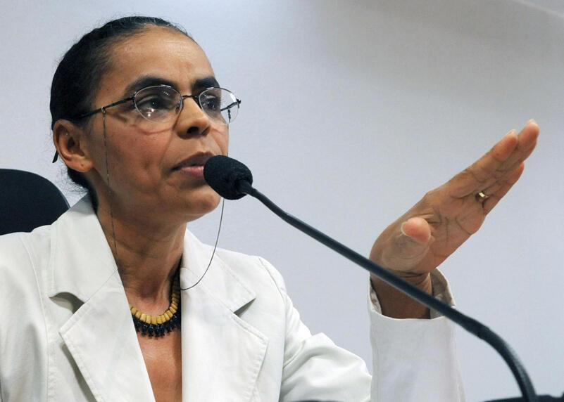 Decepção com Marina Silva