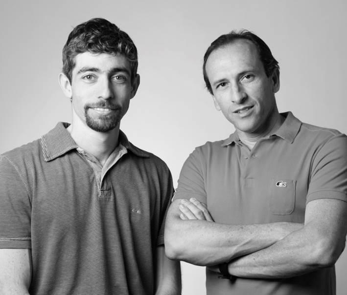 Denílson Machado e Juliano Colodeti