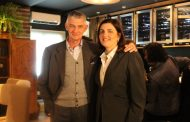 Após palestra, Orlean promove brunch para Giulio Cappellini