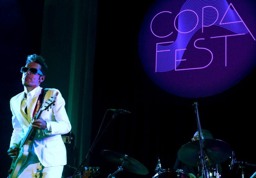 Shows no fim de semana encerram programação do Copafest