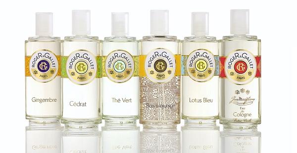 Perfumes frais