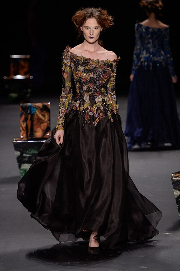 vestido Lino Villaventura