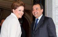 Dilma na negociação com Cabral