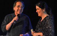 Edu Lobo divide palco com Mônica Salmaso na Miranda