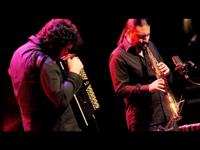 Italianos na Noite Jazzmania